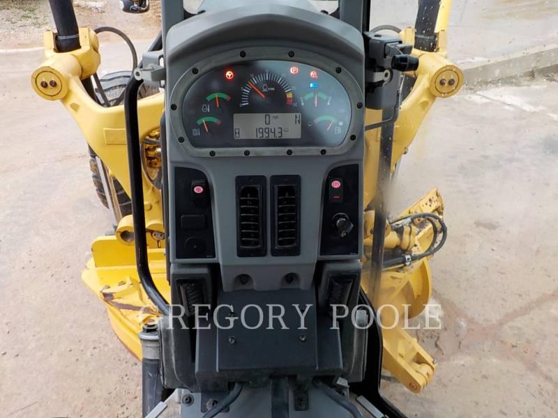 CATERPILLAR MOTONIVELADORAS 12M equipment  photo 24