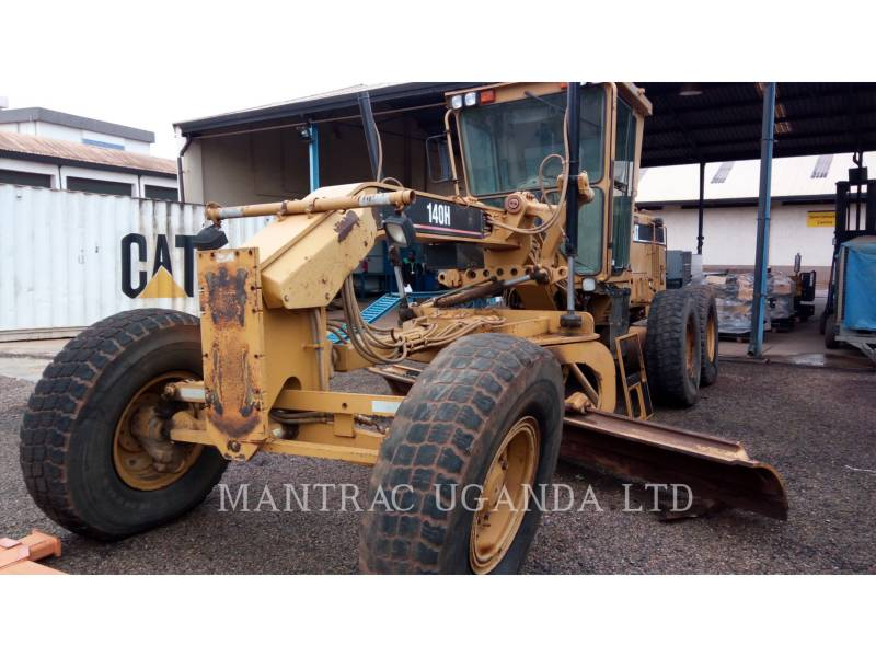 CATERPILLAR MOTONIVELADORAS 140HNA equipment  photo 2