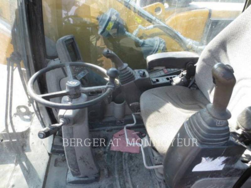 CATERPILLAR WHEEL EXCAVATORS M318D MH equipment  photo 13