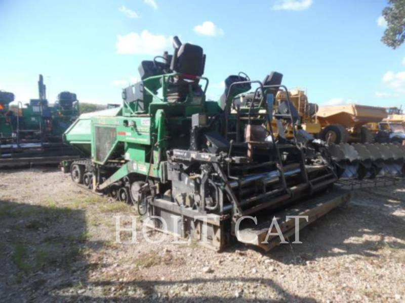 BARBER GREENE アスファルト・フィニッシャ 2455D equipment  photo 3