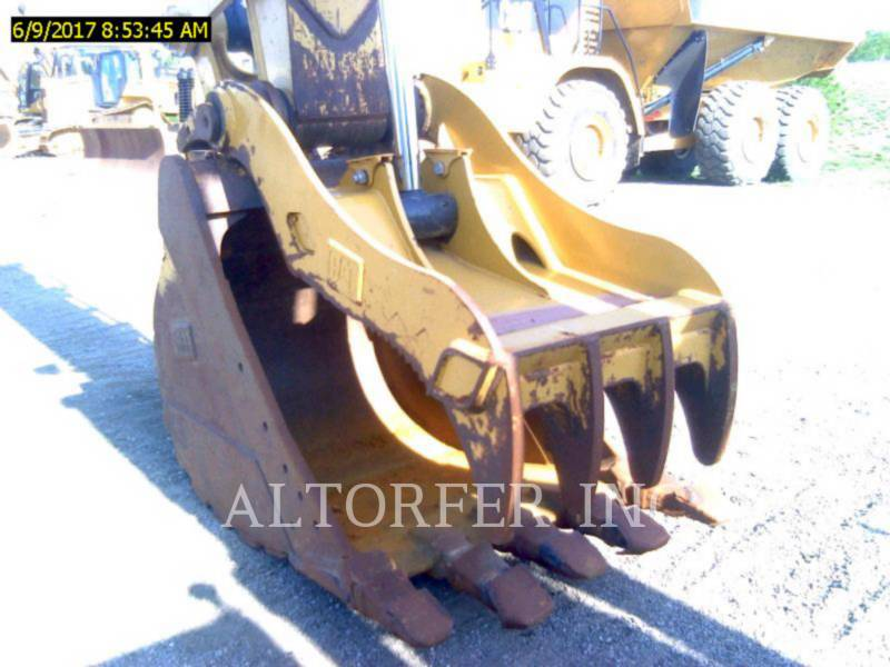 CATERPILLAR KETTEN-HYDRAULIKBAGGER 329EL TH equipment  photo 5