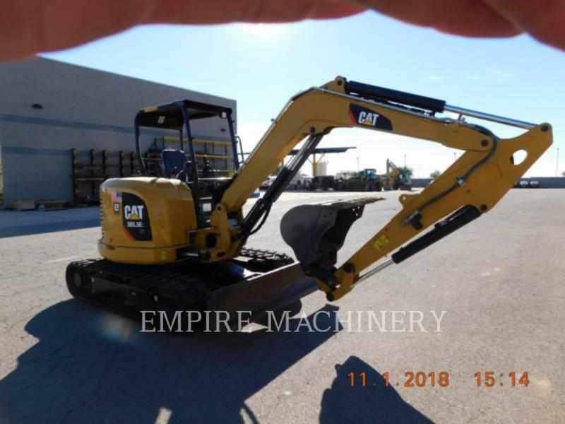CATERPILLAR KOPARKI GĄSIENICOWE 305.5E2CR equipment  photo 1