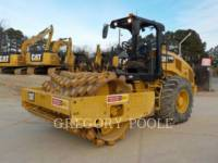 CATERPILLAR COMPACTEUR VIBRANT, MONOCYLINDRE À PIEDS DAMEURS CP-56B equipment  photo 1