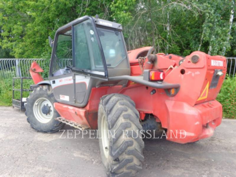 MANITOU BF S.A. TELEHANDLER MT-X 1740 SLT equipment  photo 19