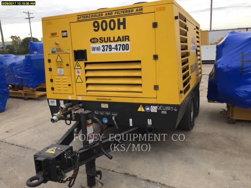 SULLAIR COMPRESOR AER 900HAF equipment  photo 2