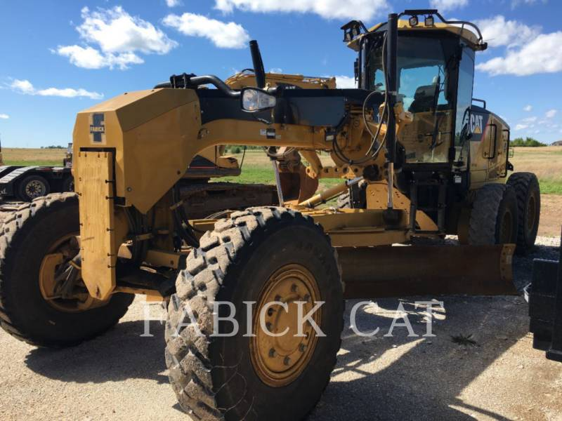 CATERPILLAR MOTOR GRADERS 120M AWD equipment  photo 2