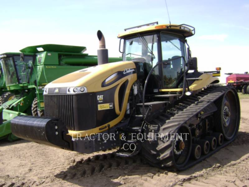 AGCO 農業用トラクタ MT865C equipment  photo 1