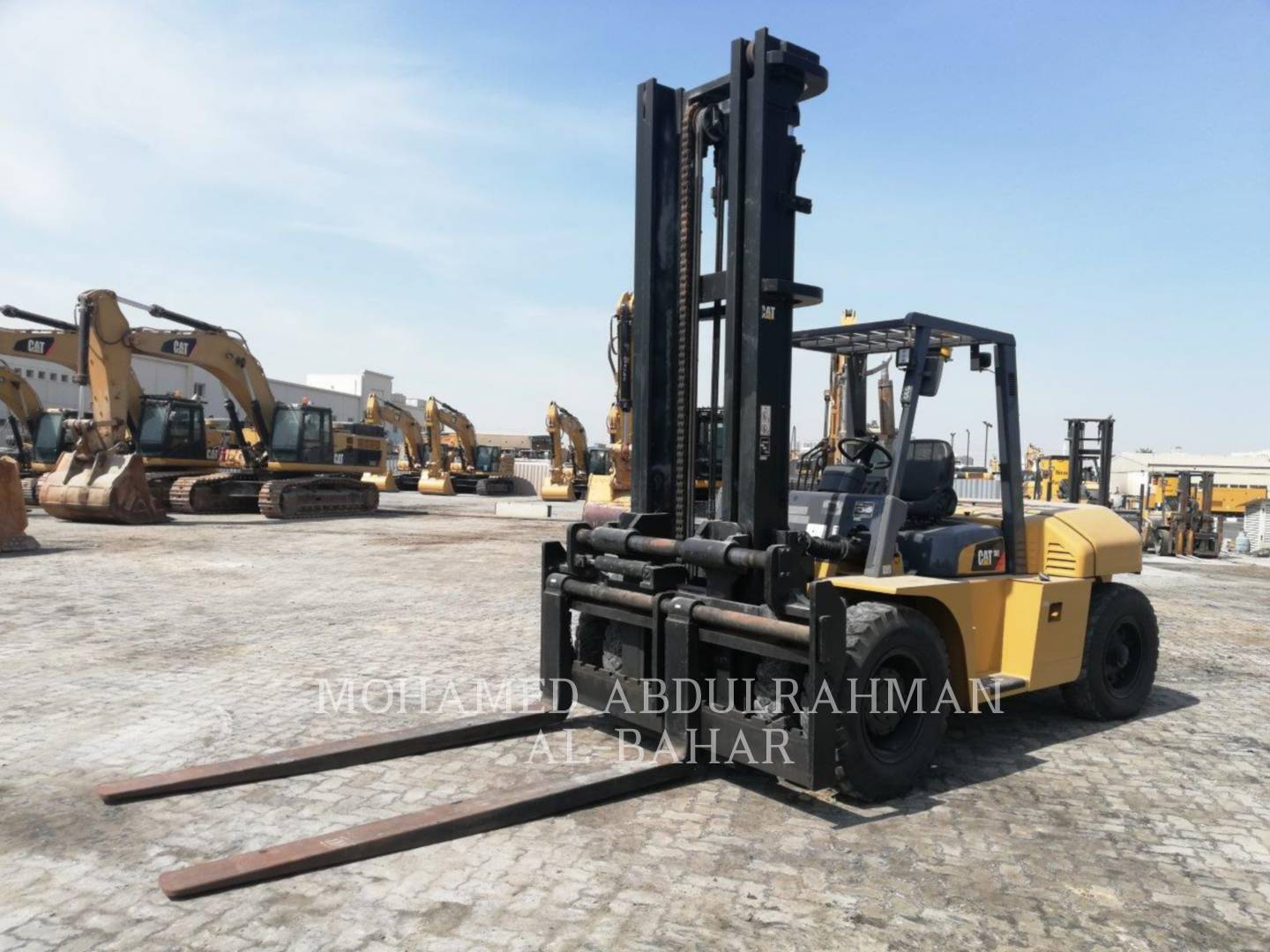 Model # DP100NH - skid steer loaders