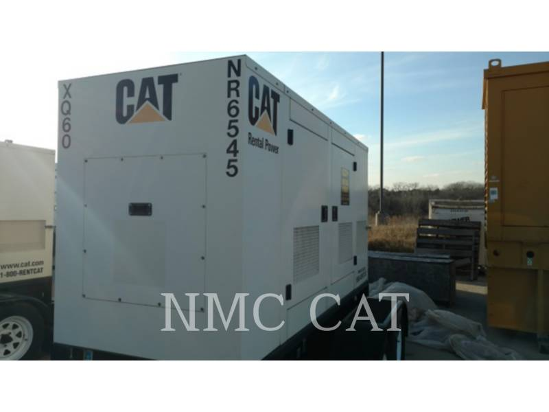 CATERPILLAR PORTABLE GENERATOR SETS (OBS) XQ60P2 equipment  photo 3