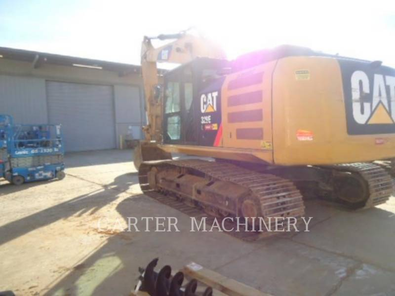 CATERPILLAR TRACK EXCAVATORS 329 E L equipment  photo 4