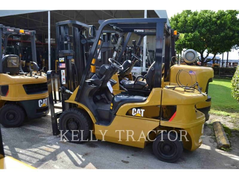 CATERPILLAR LIFT TRUCKS FORKLIFTS P5000LP equipment  photo 2