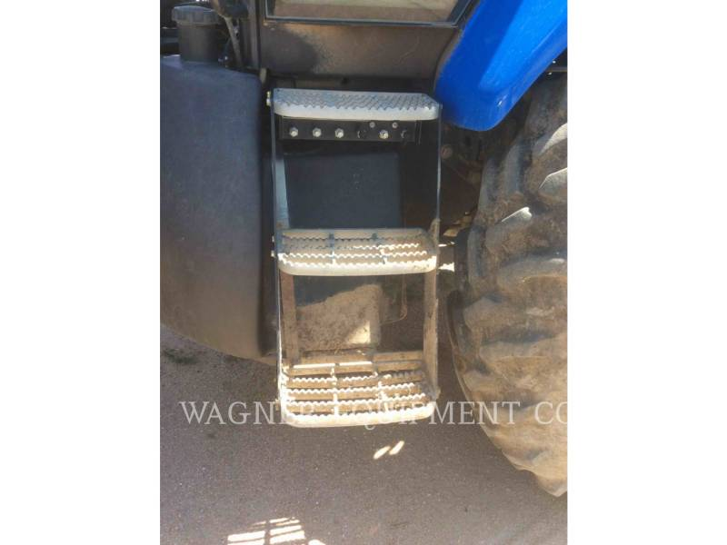 NEW HOLLAND LTD. AG TRACTORS TV145 equipment  photo 17