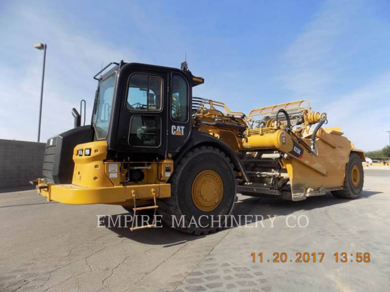 CATERPILLAR WHEEL TRACTOR SCRAPERS 623K    ST equipment  photo 4