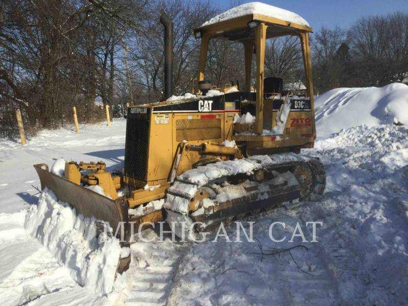CATERPILLAR KETTENDOZER D3CIIIXL equipment  photo 2