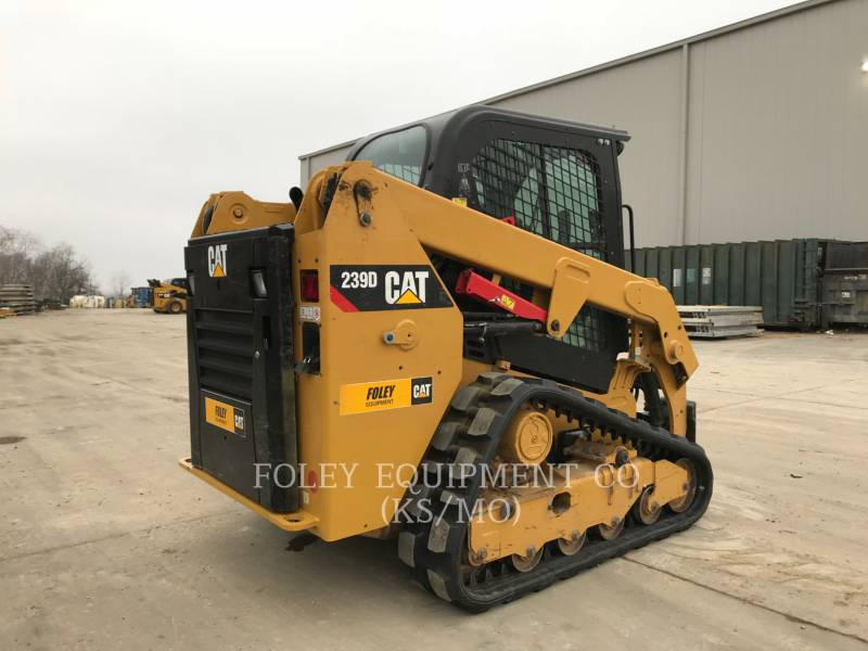 CATERPILLAR CHARGEURS COMPACTS RIGIDES 239DSTD1CA equipment  photo 4