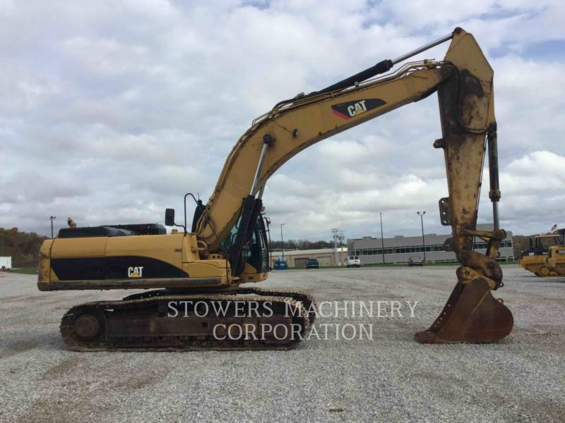 CATERPILLAR EXCAVADORAS DE CADENAS 330DL equipment  photo 6