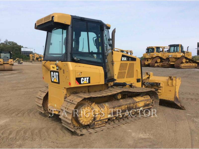 CATERPILLAR TRACK TYPE TRACTORS D5KXL AAG equipment  photo 6