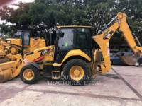 CATERPILLAR RETROESCAVADEIRAS 416F2STLRC equipment  photo 2