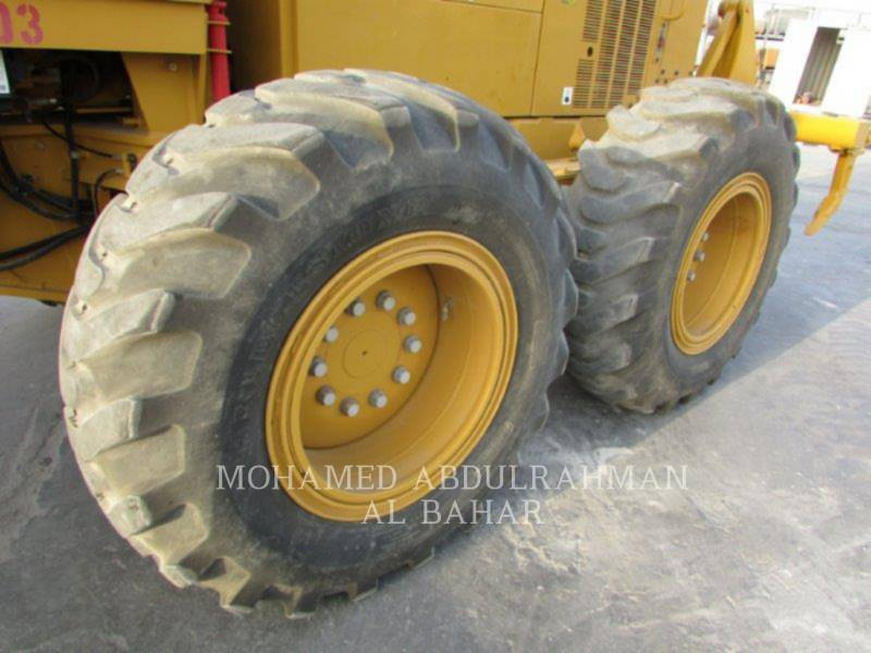 CATERPILLAR MOTONIVELADORAS 160 K equipment  photo 15