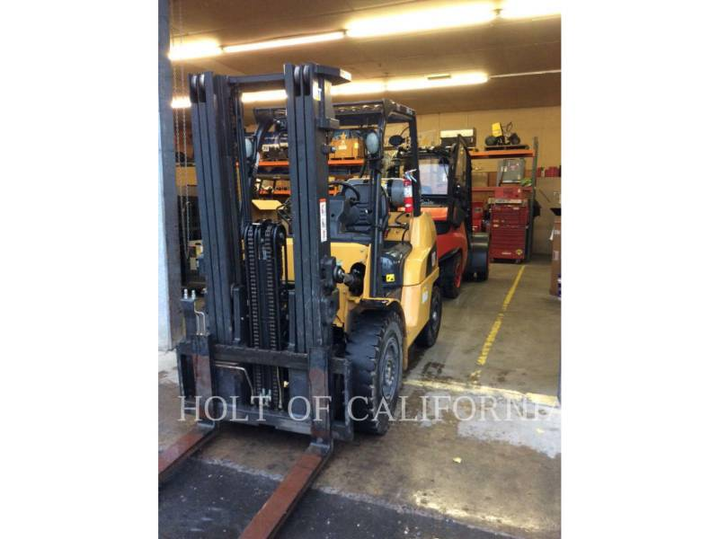 CATERPILLAR MITSUBISHI MONTACARGAS GP40N equipment  photo 2