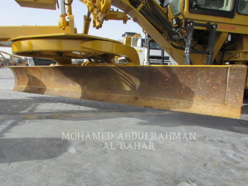 CATERPILLAR NIVELEUSES 140 K equipment  photo 9