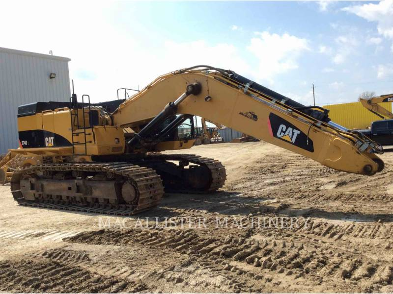 CATERPILLAR TRACK EXCAVATORS 374DL equipment  photo 15