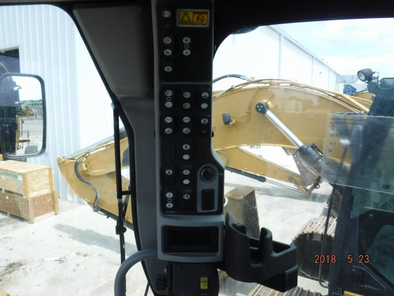 CATERPILLAR MOTONIVELADORAS 140M3 equipment  photo 18