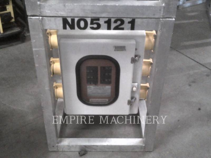 MISCELLANEOUS MFGRS AUTRES 200AMP6/4 equipment  photo 1