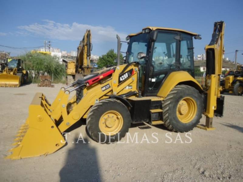 CATERPILLAR TERNE 428F2LRC equipment  photo 7