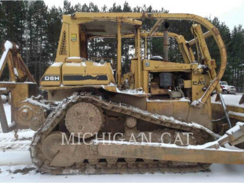 Caterpillar TRACTOARE CU ŞENILE D6H equipment  photo 17