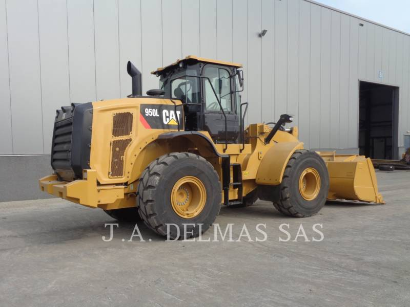 CATERPILLAR WHEEL LOADERS/INTEGRATED TOOLCARRIERS 950L equipment  photo 2