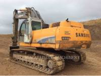 SAMSUNG TRACK EXCAVATORS 350 equipment  photo 4
