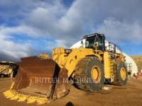 Equipment photo CATERPILLAR 993K PALE GOMMATE/PALE GOMMATE MULTIUSO 1