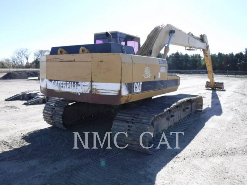 CATERPILLAR TRACK EXCAVATORS E200BL equipment  photo 3