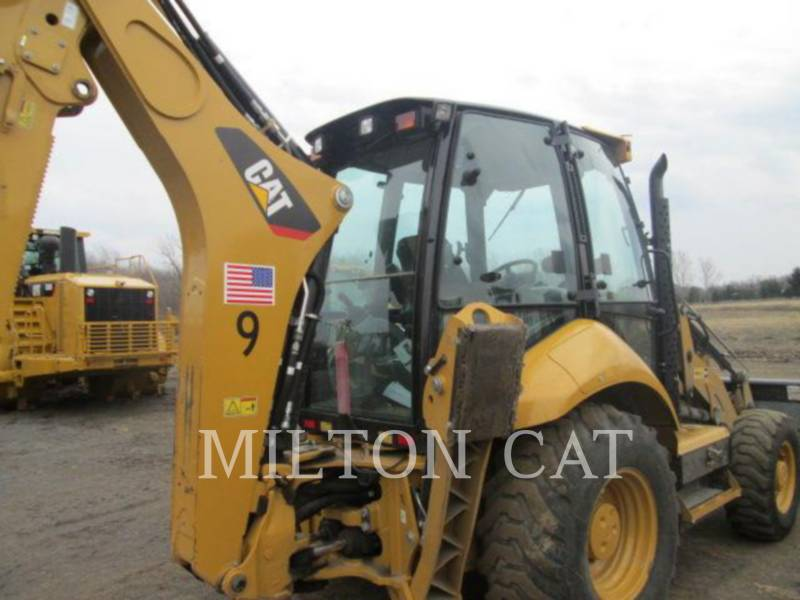 CATERPILLAR RETROEXCAVADORAS CARGADORAS 420F IT equipment  photo 3