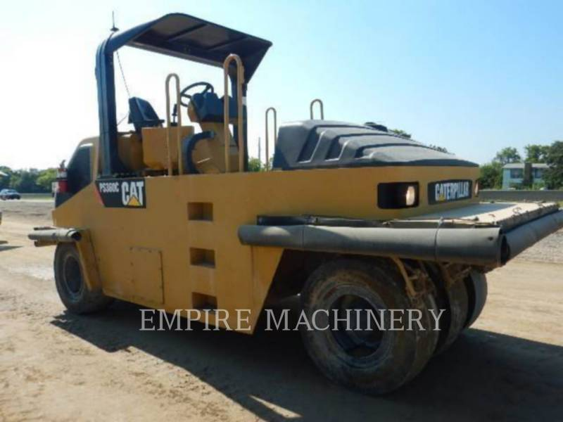 CATERPILLAR PNEUMATIC TIRED COMPACTORS PS-360C equipment  photo 5