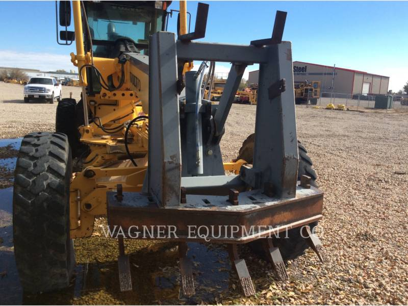 VOLVO CONSTRUCTION EQUIPMENT MOTOR GRADERS G960 equipment  photo 6