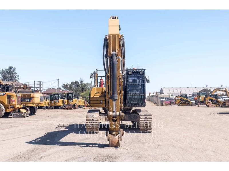 CATERPILLAR EXCAVADORAS DE CADENAS 336DL HS equipment  photo 2