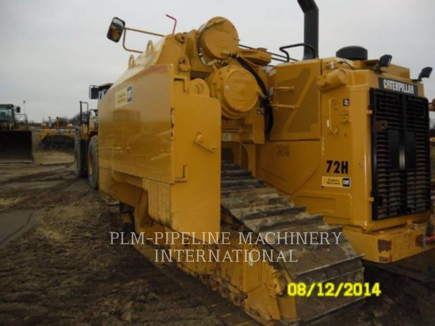 2012 Used CATERPILLAR D6TLGPOEM