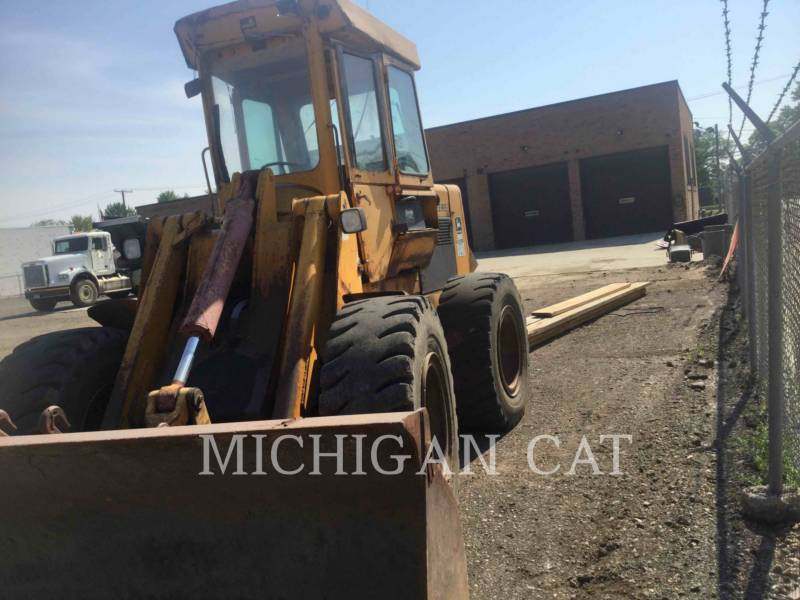 JOHN DEERE WHEEL LOADERS/INTEGRATED TOOLCARRIERS 544B equipment  photo 2