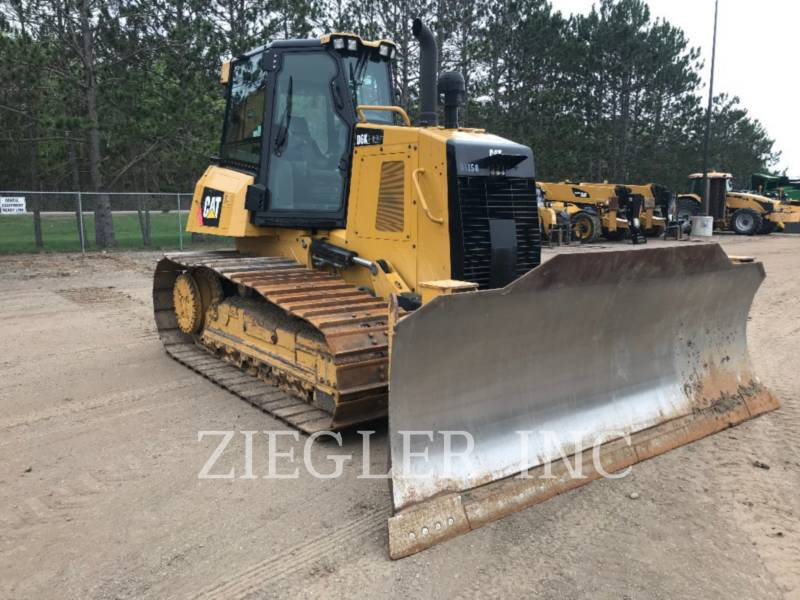 CATERPILLAR BERGBAU-KETTENDOZER D6K2LGP equipment  photo 1