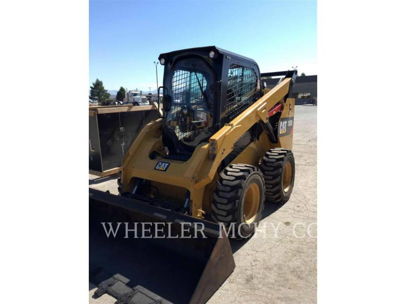 CATERPILLAR MINICARGADORAS 262D C3 2S equipment  photo 1