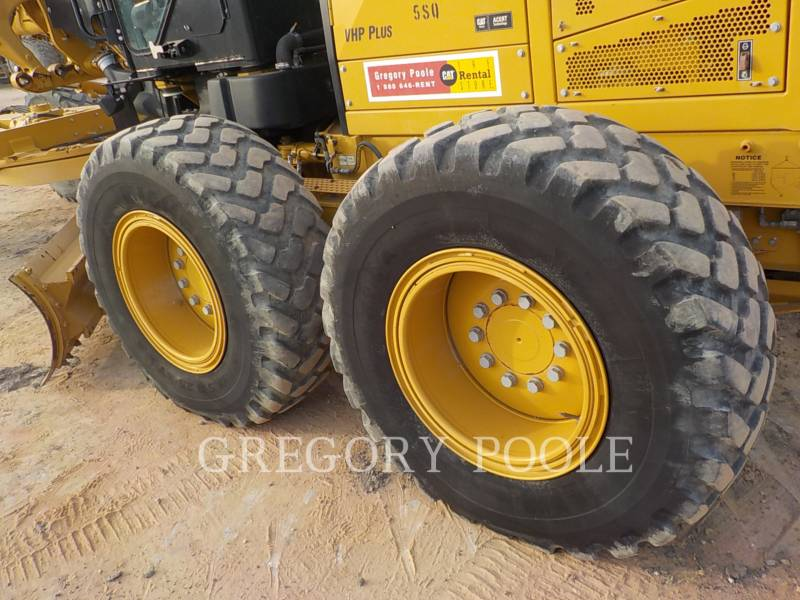 CATERPILLAR MOTOR GRADERS 12M equipment  photo 19
