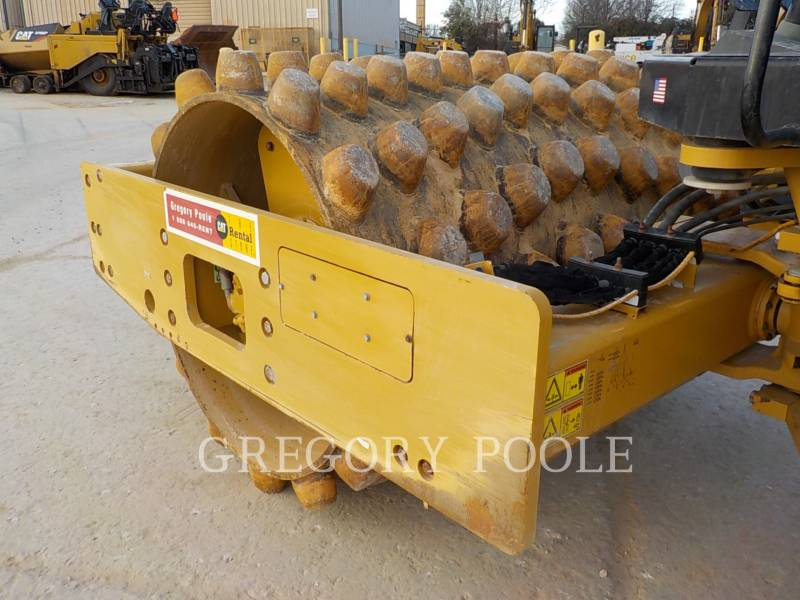 CATERPILLAR COMPACTEUR VIBRANT, MONOCYLINDRE À PIEDS DAMEURS CP-56B equipment  photo 15