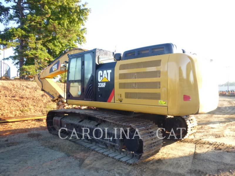 CATERPILLAR KOPARKI GĄSIENICOWE 336F equipment  photo 5