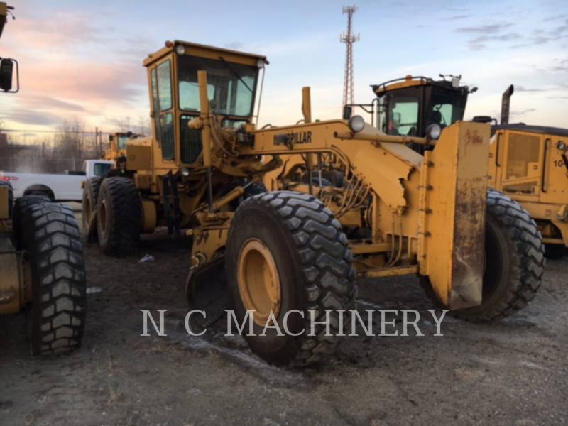 CATERPILLAR NIVELEUSES 14G equipment  photo 1