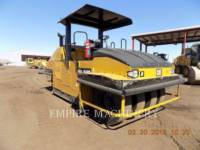 CATERPILLAR GUMMIRADWALZEN CW34 equipment  photo 1