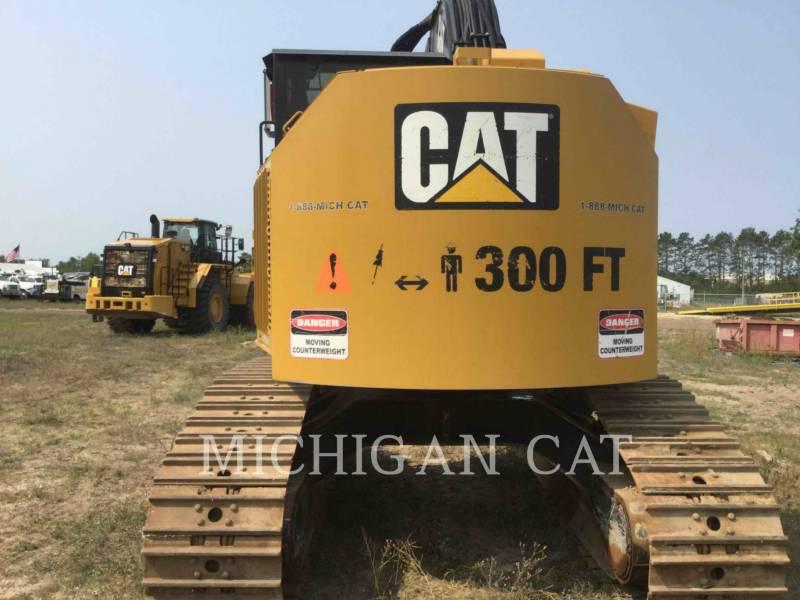 CATERPILLAR Leśnictwo - Rozdrabniacz 501HD equipment  photo 17