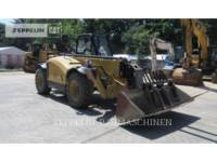 Equipment photo CATERPILLAR TH414CGC ŁADOWARKI TELESKOPOWE 1