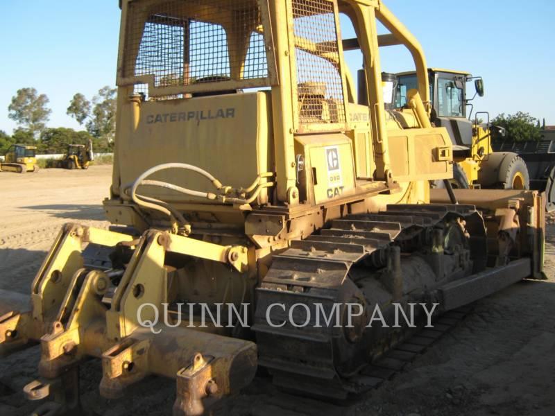 CATERPILLAR TRACK TYPE TRACTORS D6D equipment  photo 4